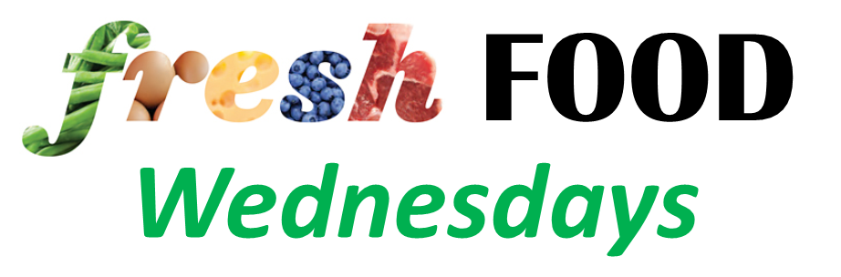 fresh food wed banner